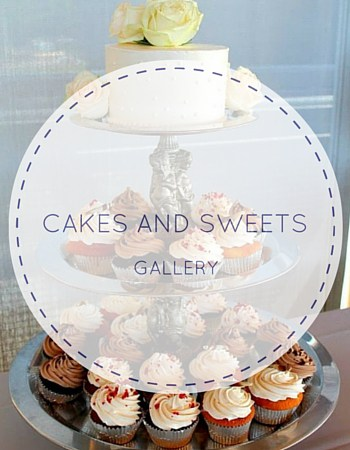 Cakes And Sweets Menu