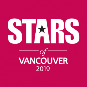 Best Caterer Vancouver Stars, Courier 2019